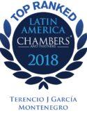 Leading Individual 2018 - Terencio García