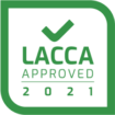 LACCA Approved Rosette 2021