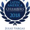 Leading Individual 2018 - Julio Vargas