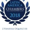 Leading Individual 2018 - Vanessa Oquelí