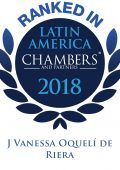 Leading Individual 2018 - Vanessa Oquelí