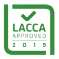 Lacca Approved 2019 rosette