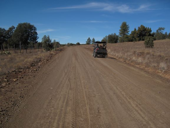 Rural Roads in Honduras