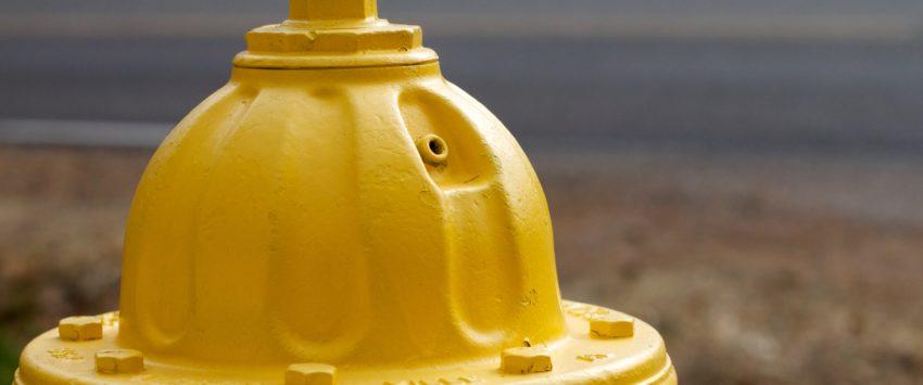 Mantenimiento de hidrantes